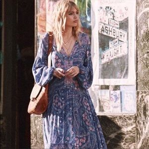 Spell City Lights Gown xs